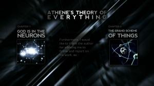 Атен - Теория Всего