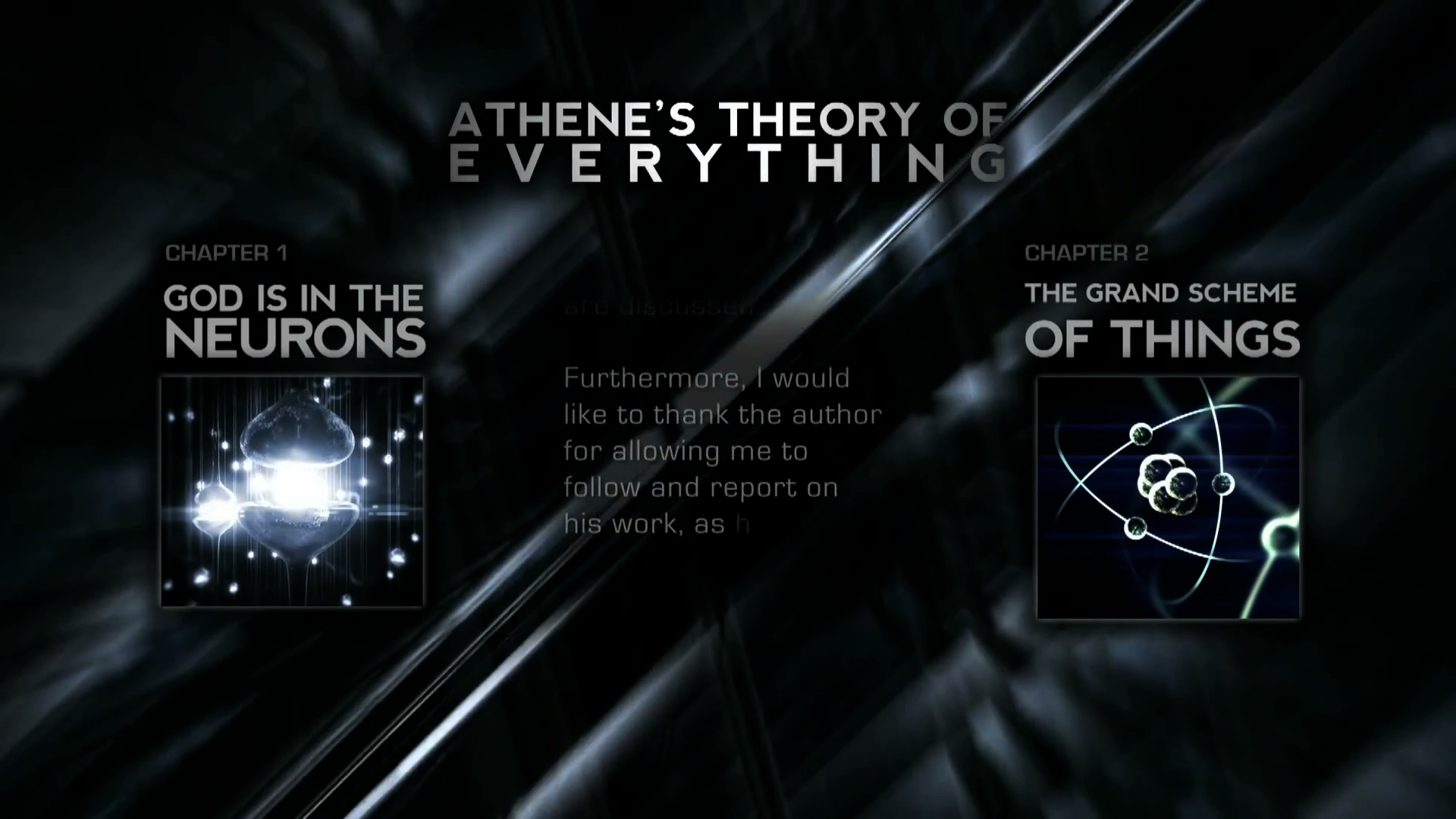 Theory of Everything by Athene